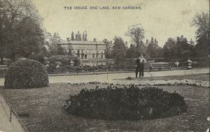 Kew Gardens c. 1900 - No Known Copyright (Image Courtesy of James Morley)