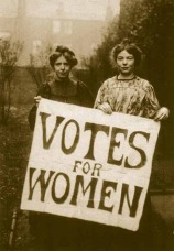 Votes for Women - Wiki Commons