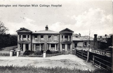 Teddington Cottage Hospital