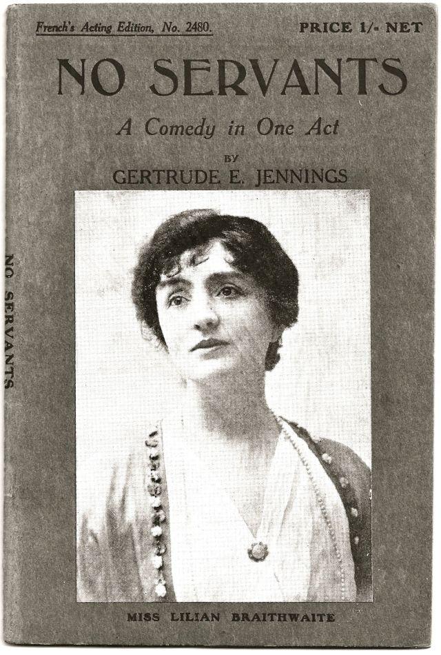 Gertrude Jennings
