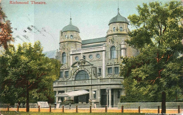 Richmond Theatre 1908